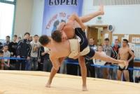 Первенство Москвы по сумо до 19 лет, 2016г.