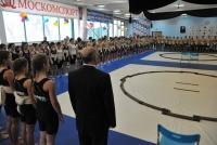 Пер-во Москвы по борьбе сумо  до 17 и до 19 лет, 2013