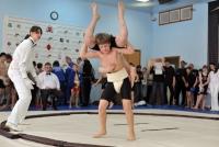 Пер-во Москвы по борьбе сумо  до 13 и до 15 лет, 2013