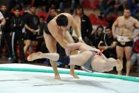 Чемпионат Европы по сумо. Тбилиси