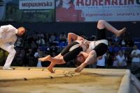 Чемпионат и первенство России по сумо.