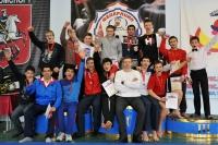 Первенство Москвы среди молодёжи по сумо 2014г.